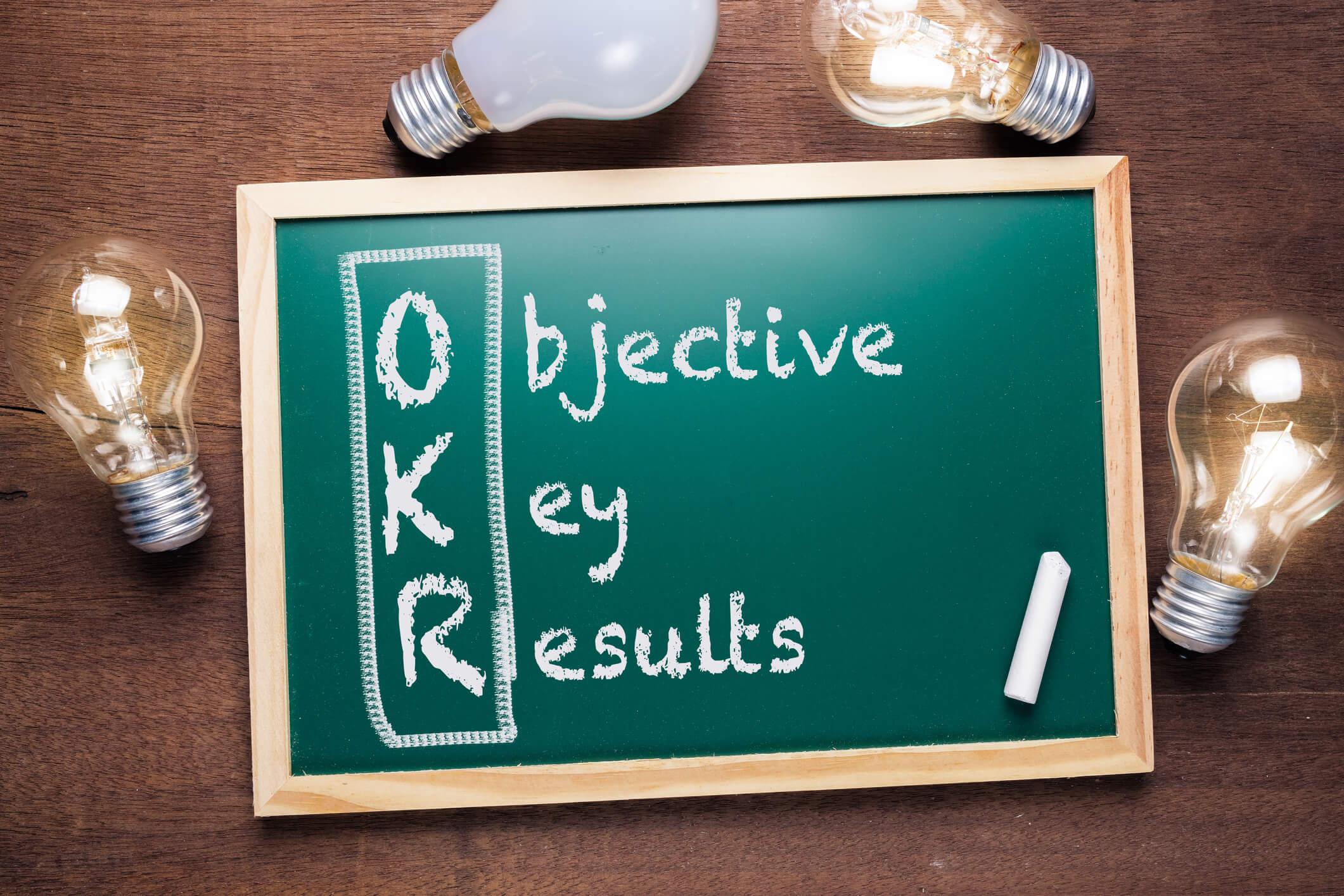 Objective Key Results (OKR): o que são e como defini-las?