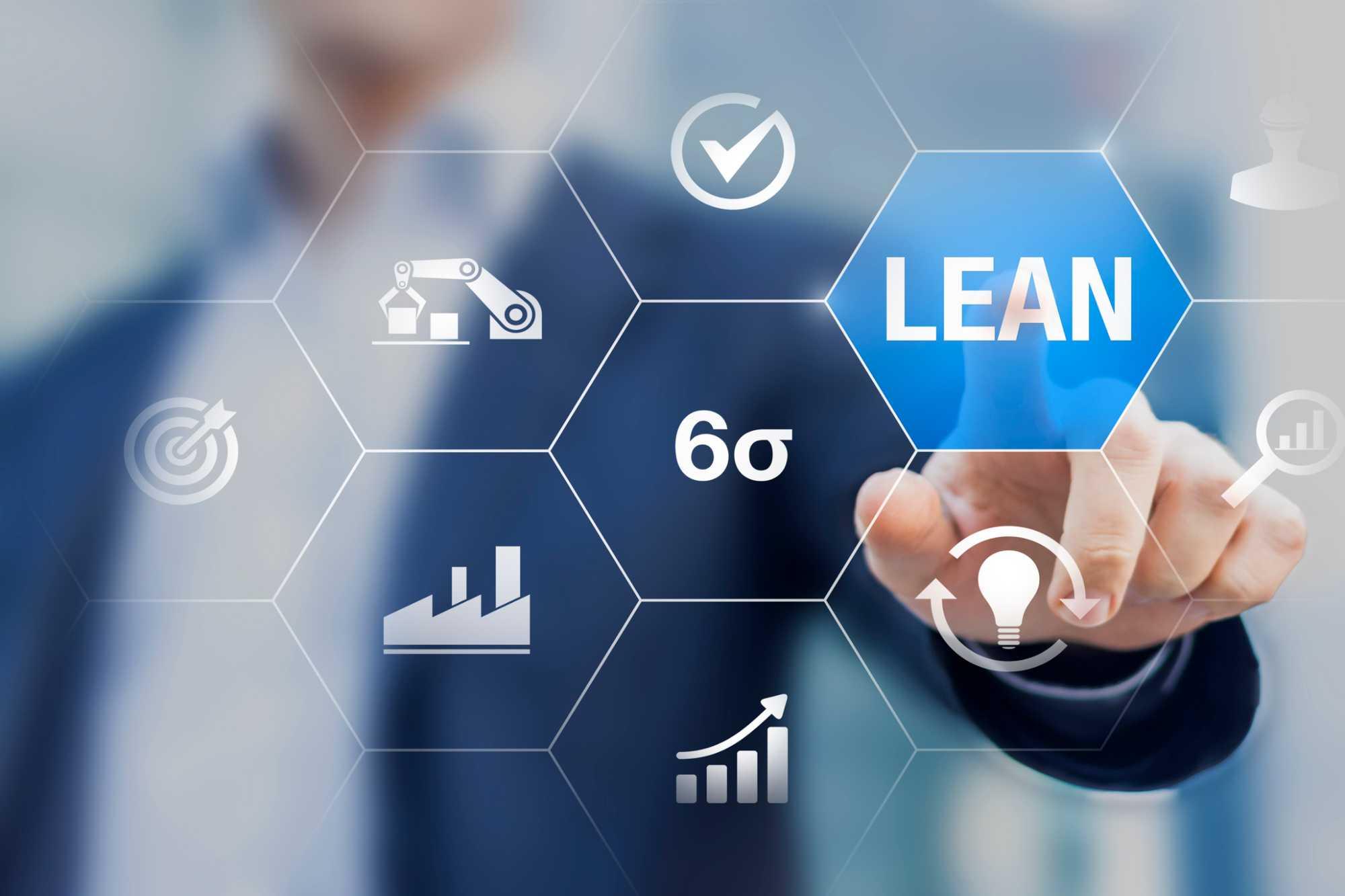 Como a metodologia Lean auxilia na melhoria de processos?