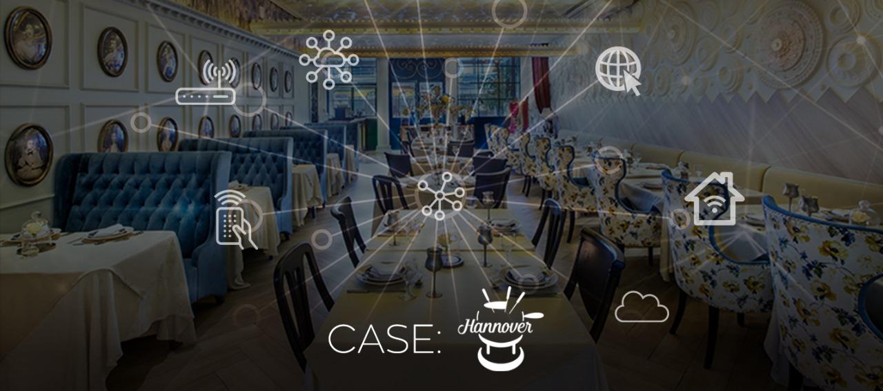 Inteligência em marketing para restaurantes.