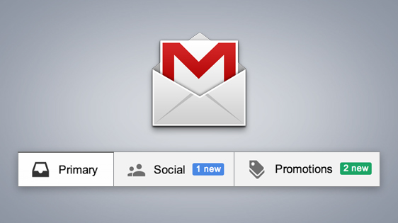 E-mail marketing – O impacto das Tabs do Gmail