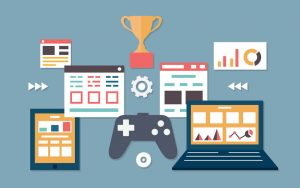 Mecanização dos games ajudam nas ações de marketing e relacionamento com os clientes da empresa.