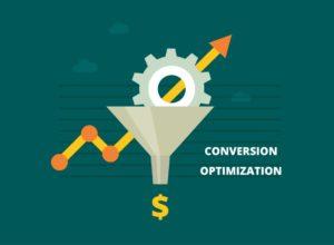 taxas de conversão ou cro do negócio