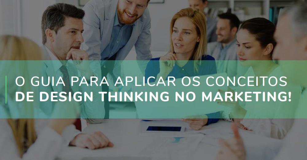 Design Thinking + Marketing